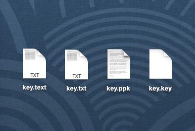 serverauditor通过itunes导入key